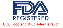 with U. S. Food and Drug Administration