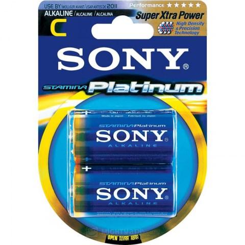 Μπαταρίες Sony Αλκαλικές C