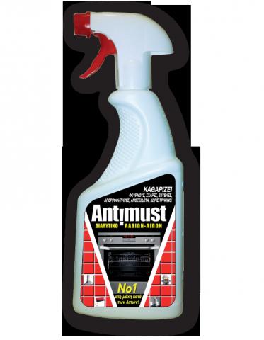 Καθαριστικό Για Λίπη-Λάδια Antimust