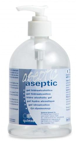 Αντισηπτικό Χεριών Aseptic - Sani Gel