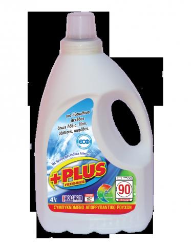 Υγρό Πλυντηρίου Ρούχων PLUS
