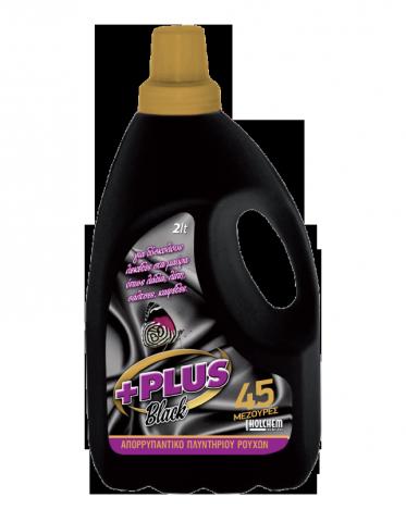 Υγρο Πλυντηρίου Ρουχων Plus Black