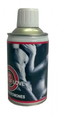 """Αρωματικό χώρου Spray με Φερομόνες """"Elixir of Love"""""""