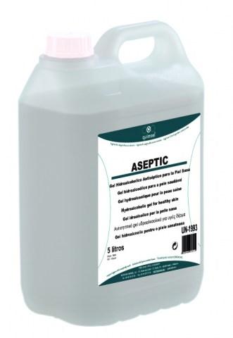 Αντισηπτικό Χεριών Aseptic - Sani Gel 5L