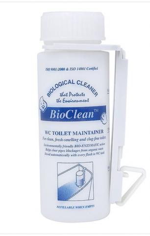 Συσκευή Απολύμανσης WC BioClean Mini™ (Δώρο το προϊόν βιοενζυματικής ενεργοποίησης 50ml)