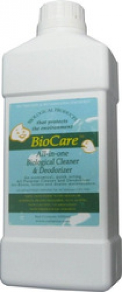 All-in-one biological cleaner & Deodorizer